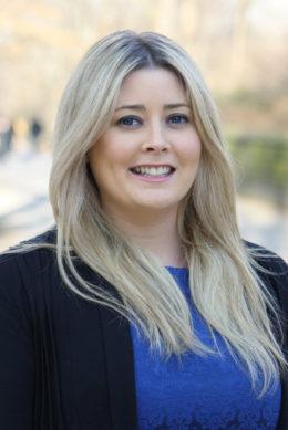 Photograph of Sabrina, Treatment Coordinator