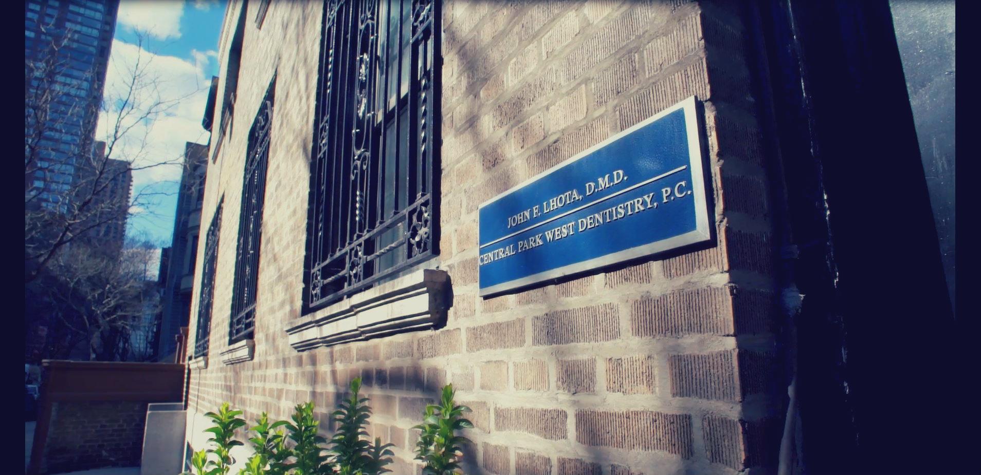 Upper West Side Dental Office - CPW Dentistry