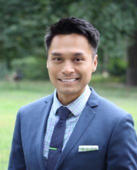 Photograph of Dr. Romney Piamonte