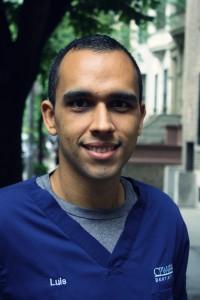 Luis, Dental Assistant