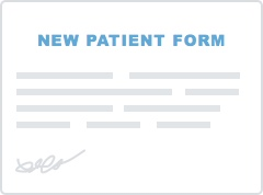 New Patient paperwork