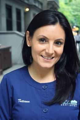 Tatiana, Hygienist