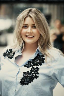 Photograph of Sabrina