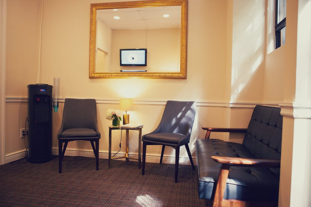 Central Park West Dentistry, 25 West 68th Street, Upper West Side, Patient Lounge