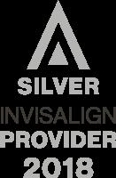 Silver Invisalign Provider 2018