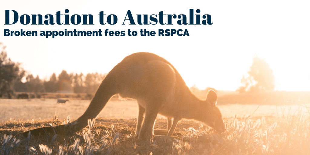 Donation for Australia