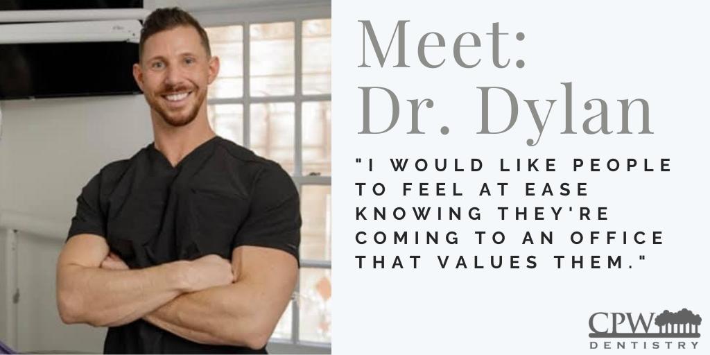 Meet Dr. Dylan